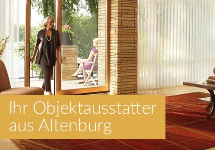 Objektausstatter aus Altenburg
